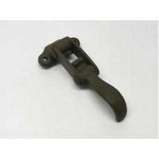 A-2227 Early brass windshield clamp