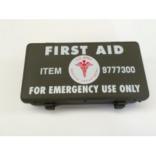 SEAL TESTED First Aid Box 9777300