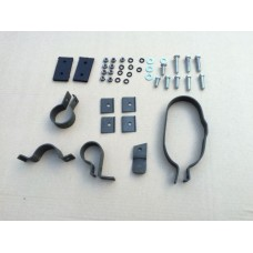 Exhaust Fitting Kit Complete including fixings