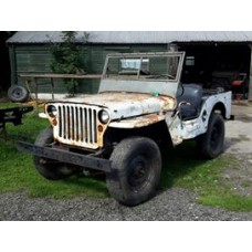 NOW SOLD 1943 Ford GPW Jeep