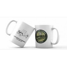 "Universal Jeep Supplies ""Jeeps Back in Normandy"" June 2019 D-Day Mug"