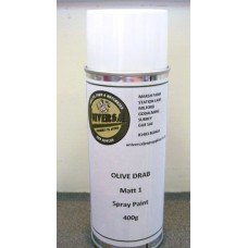 Olive Drab Green Matt 1 Paint spray can